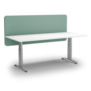 desk modesty screen